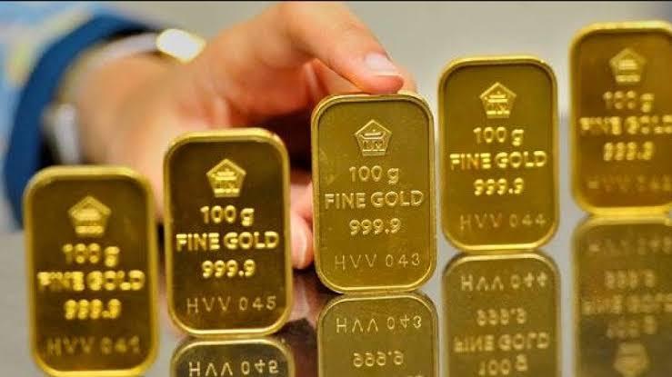 Penjualan Emas Antam Tahun 2018 Menembus Target Mencapai 28258 Kg