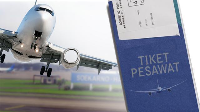 Pengamat Pemerintah Tak Bisa Intervensi Harga Tiket Pesawat Portonews
