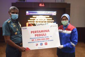 Pertamina berikan bantuan untuk RSAL