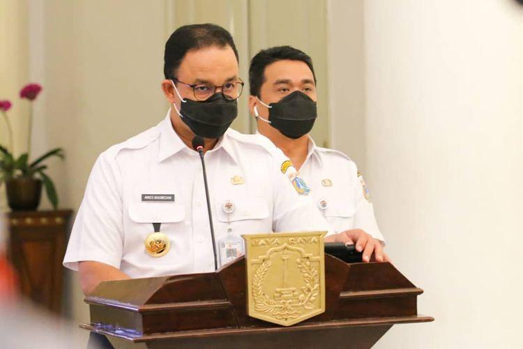 Bagaimana Jika PSBB Total Gubernur DKI Jakarta Tidak Dipatuhi Publik? -  PORTONEWS
